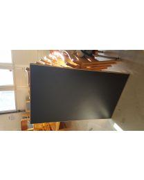 Artek 81B -pöytä, mustaksi maalattu