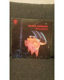 LP-levy Black Sabbath: Paranoid (Original Vertigo pressing)