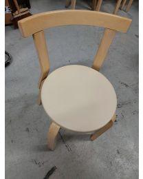 Artek tuoli 68, peessi, kerni, 4 kpl