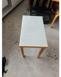 Artek pöytä harmaa, 60x35x56 cm