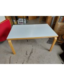 Artek pöytä, valkoinen 81B (matala)