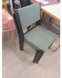 Artek tuoli 611, vihreä, 4 kpl