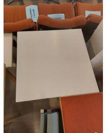 Artek pöytä 81C, maalattu valkoinen