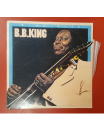 LP-levy B.B. King: King Size