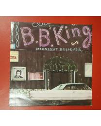 LP-levy B.B. King: Midnight Believer
