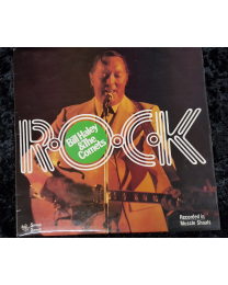 LP-levy Bill Haley: Rock - Recorded in Muscle Shoals