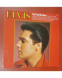 LP-levy Elvis Presley: The first ten years