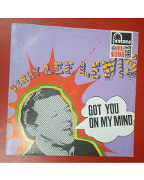 LP-levy Jerry Lee Lewis: Got you on my mind