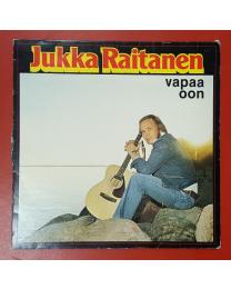 LP-levy Jukka Raitanen: Vapaa oon