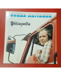 LP-levy Jukka Raitanen: Yölinjalla