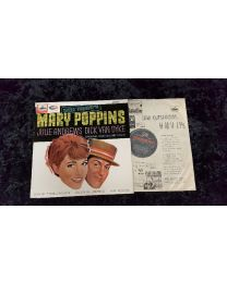 LP-levy Soundtrack: Mary Poppins (Original)