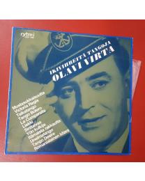 LP-levy Olavi Virta: Ikivihreitä tangoja (Rytmi)