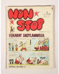 NON STOP -lehti no: 1 / 1976