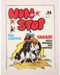 NON STOP -lehti no: 24 / 1977