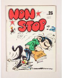 NON STOP -lehti no: 25 / 1977