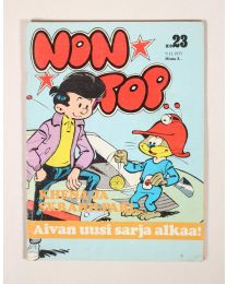 NON STOP -lehti no: 23 / 1977