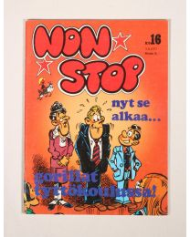 NON STOP -lehti no: 16 / 1977