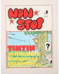 NON STOP -lehti no: 8 / 1977