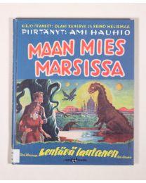 Hauhio Ami: MAAN MIES MARSISSA - Lentävä lautanen