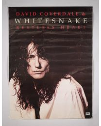 JULISTE David Coverdale & Whitesnake: Restless heart