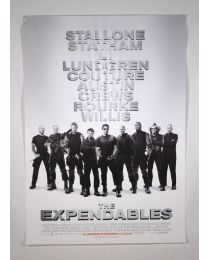 JULISTE The Expendables (Stallone & Co)