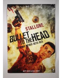 JULISTE Bullet To The Head (Stallone)