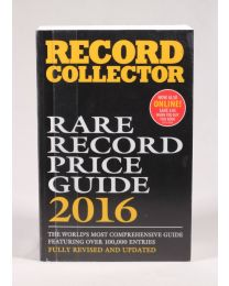 Record Collector: Rare record price guide 2016