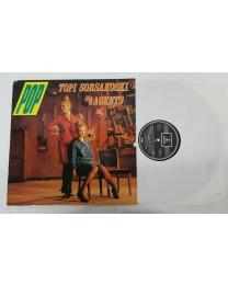 LP-levy Topi Sorsakoski & Agents: Pop