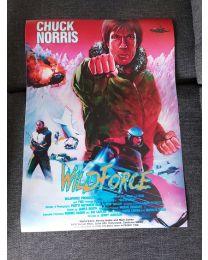 JULISTE Wild Force (Chuck Norris, Renny Harlin) - RARE